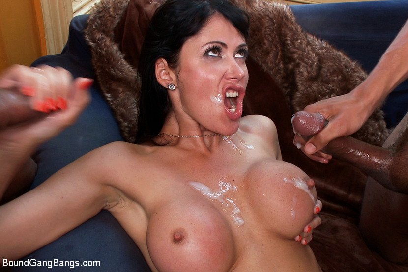 ➣ Milf gangbangs bound opinion you are — for your most ...