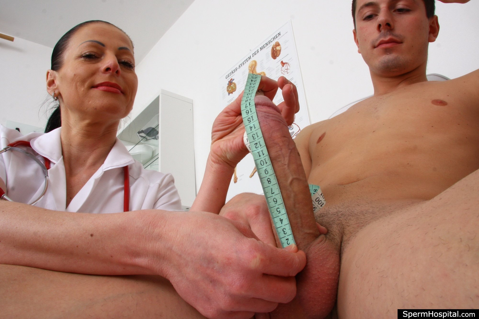 порно немецкая клиника спермы