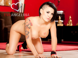 eva angelina smoking